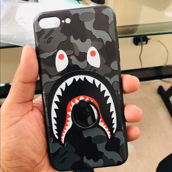 bape case iphone 8 plus